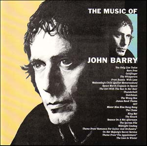 John Barry The Ipcress File The Original Soundtrack Album