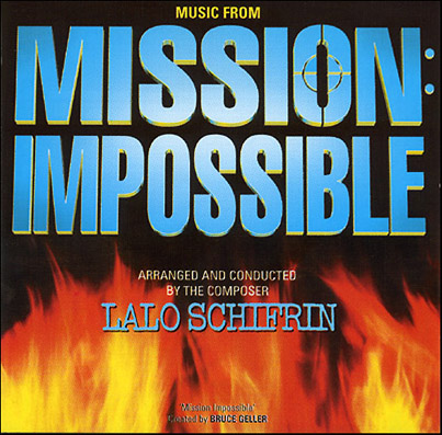 Mission Impossible Soundtrack