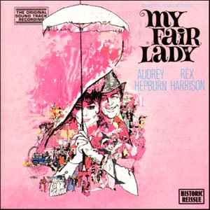 My Fair Lady Soundtrack 3 Wouldnt It Be Loverly