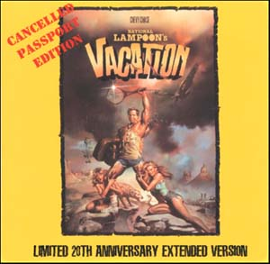 Vacation Soundtrack Details Soundtrackcollector Com