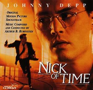 Nick Of Time Soundtrack Details Soundtrackcollector Com