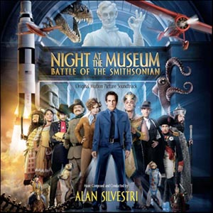 Night at the Museum : Battle of the Smithsonian (2009)