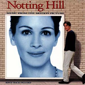 notting hill soundtrack details. Black Bedroom Furniture Sets. Home Design Ideas
