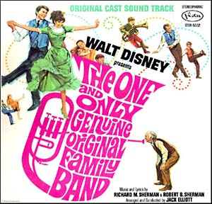 The One And Only, Genuine, Original Family Band (Disney, 1968)