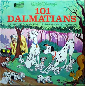 One Hundred And One Dalmatians Soundtrack Details Soundtrackcollector Com