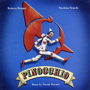 Pinocchio- Soundtrack details - SoundtrackCollector.com