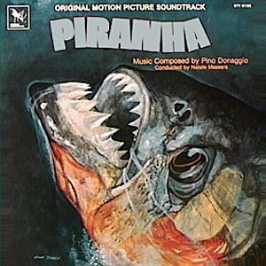 Piranha Soundtrack Details Soundtrackcollector Com