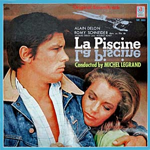 Piscine la soundtrack details for La piscine movie