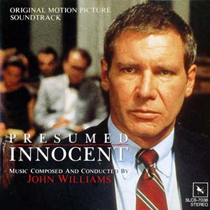 soundtrack listeners communications slcs 7038 - Presumed Innocent Movie