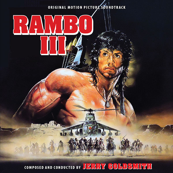 Rambo Iii Soundtrack Details Soundtrackcollector Com