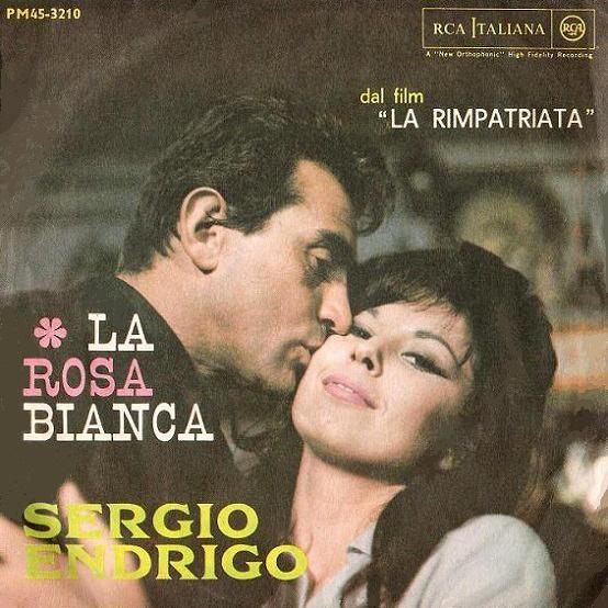 Luis Enriquez E La Sua Orchestra - Tema Di Giovanna - Cuori Solitari