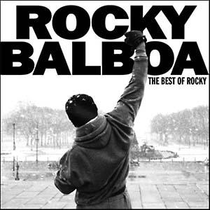 ROCKY BALBOA- Soundtrack details - SoundtrackCollector.