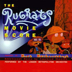 Rugrats movie the soundtrack details for House music 1998