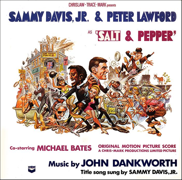 Sammy Davis Jr. - Salt And Pepper / I Like The Way You Dance