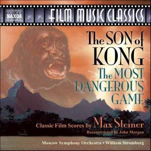 Most Dangerous Game- Soundtrack details