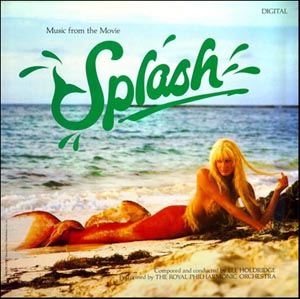 splash soundtrack details soundtrackcollectorcom
