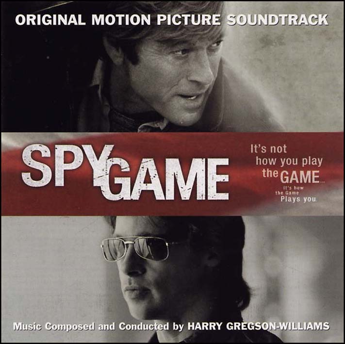 Spy Game Soundtrack Details Soundtrackcollector Com