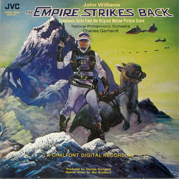 Star Wars Episode V The Empire Strikes Back Soundtrack Details Soundtrackcollector Com