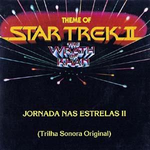 Star Trek Ii The Wrath Of Khan Soundtrack Details