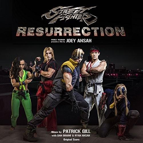 Street Fighter Resurrection Deutsch Stream