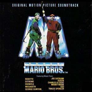 Super Mario Bros Soundtrack Details Soundtrackcollector Com