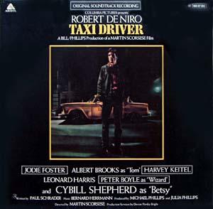 Taxi Driver Soundtrack Details Soundtrackcollector Com