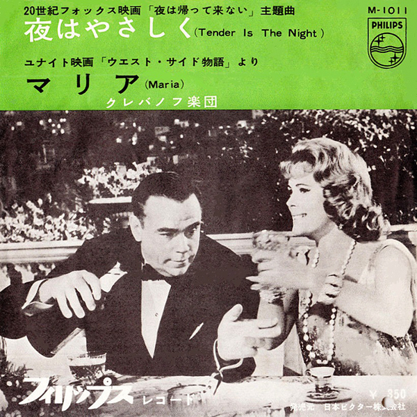 tender is the night 1962 movie