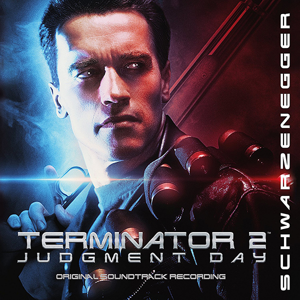 Terminator 2 Judgment Day Soundtrack Details