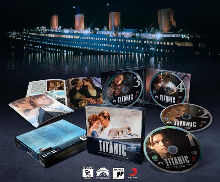 titanic soundtrack torrent