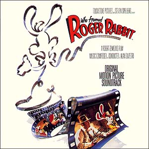 touchstone records tch 463059 - Who Framed Roger Rabbit Soundtrack