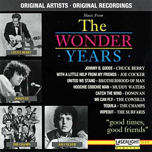 Wonder Years, The- Soundtrack details - SoundtrackCollector com