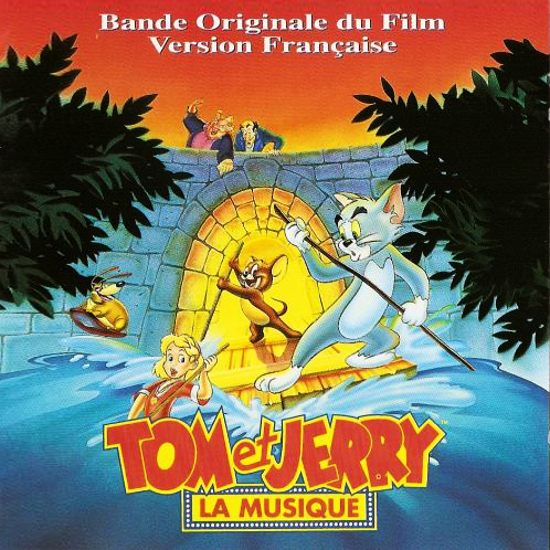 tom and jerry the movie soundtrack details