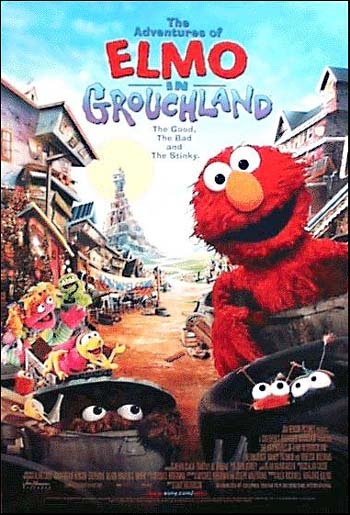 Adventures Of Elmo In Grouchland, The- Soundtrack details ...