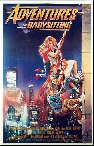 Was Brenda From Quot Adventures In Babysitting Quot The