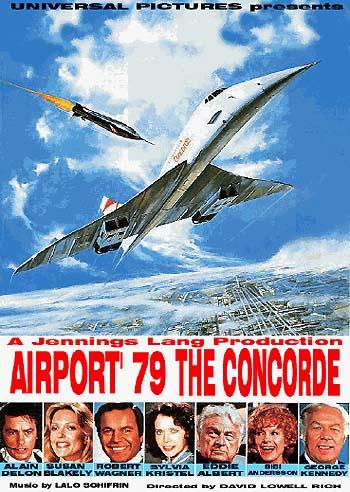Airport '79 The Concorde- Soundtrack details ...