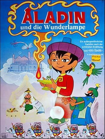 Aladin Et La Lampe Merveilleuse Soundtrack Details Soundtrackcollector Com
