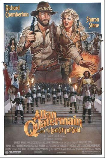 Allan Quartermain and The Lost City of Gold Trailer