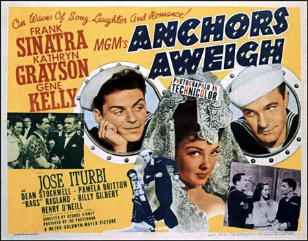 Image result for ANCHORS AWEIGH 1946 movie