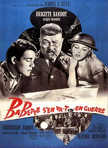 Babette S'en Va-t-en Guerre- Soundtrack details - SoundtrackCollector.