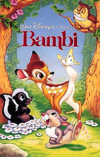 Bambi- Soundtrack details - SoundtrackCollector.com