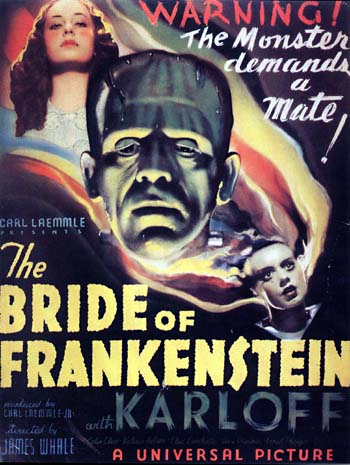 i, frankenstein movie poster  search ebay for bride