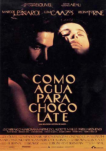 Como agua para chocolate movie