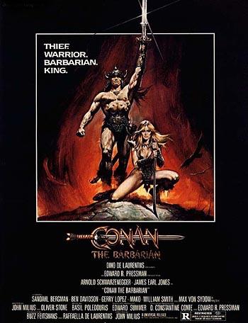 Conan The Barbarian- Soundtrack details - SoundtrackCollector com