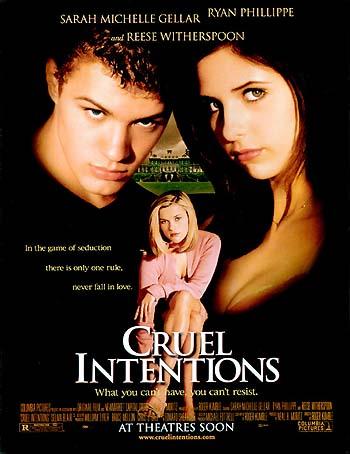 Cruel Intentions- Soundtrack details - SoundtrackCollector.com