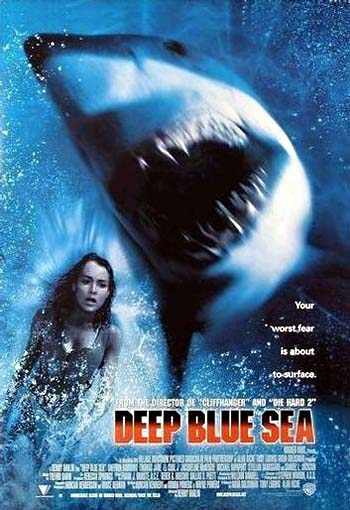 Search ebay for deep blue sea deep blue sea 1999