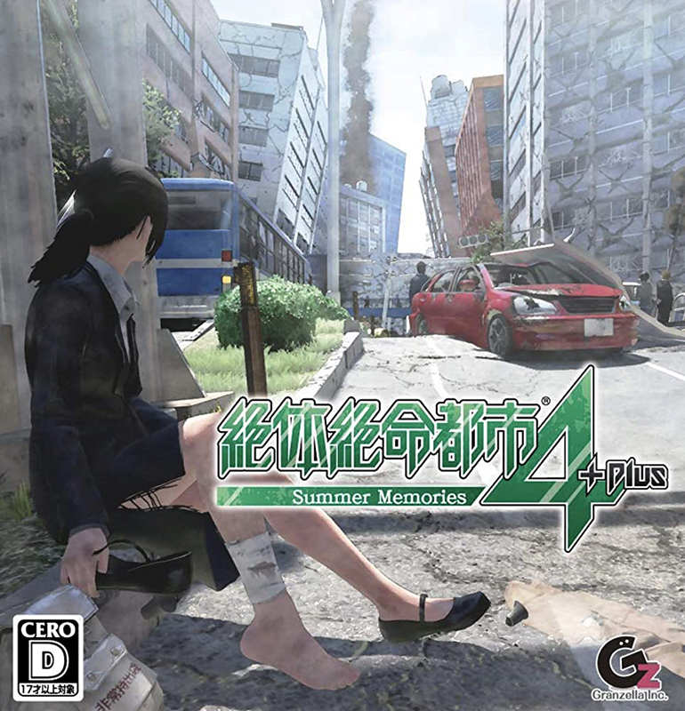 Disaster Report 4: Summer Memories Releases For Switch