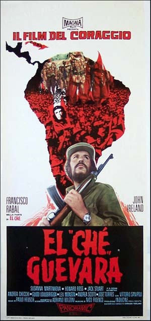 el che guevara 1968 movie