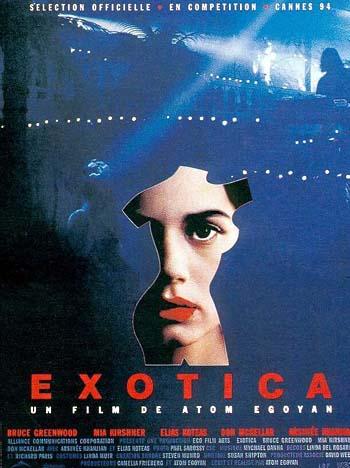 Exotica- Soundtrack details - SoundtrackCollector.com