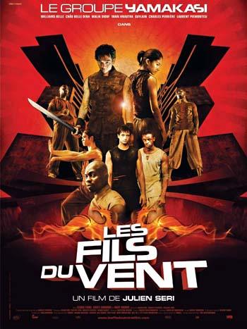 Yamakasi 2: Synowie wiatru / Les fils du vent (2004) PL.DVDRip.XviD-NN / Lektor PL