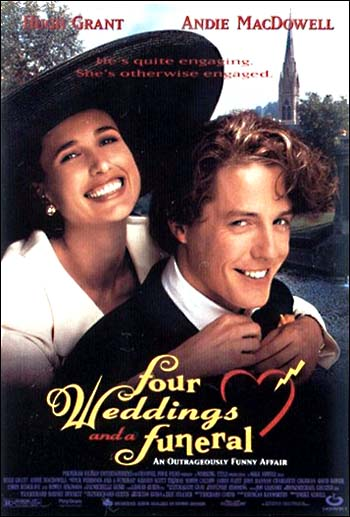 Four Weddings And A Funeral- Soundtrack details ...
